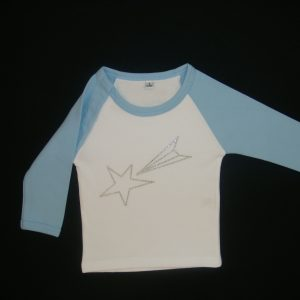 Diamante Star Baseball tee